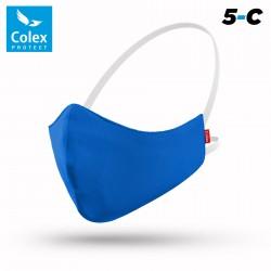 MASK 5C COLOR ROYLA BLUE
