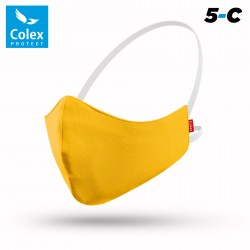 MASK 5C COLOR YELOW