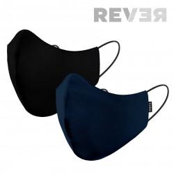MASK 2C REVER COLOR NAVY-BLACK