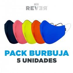 PACK BURBUJA REVER Nº1