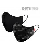 Mascarilla reversible REVER Carbono